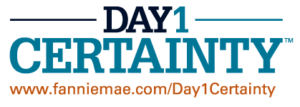 Day 1 Certainty logo
