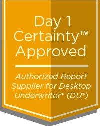 Day 1 Certainty approved report vendor